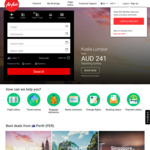 Airasia New Zealand Promotion