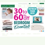 Bed Bath and Beyond Promo Codes & Vouchers NZ