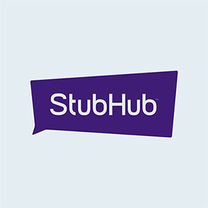 STUBHUB voucher codes