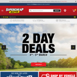 Supercheap Auto New Zealand Vouchers & Promo Codes NZ